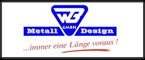 Logo WB Metall-design GmbH